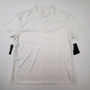 Nike Dri-fit Women's Golf Top Size XL White KB5